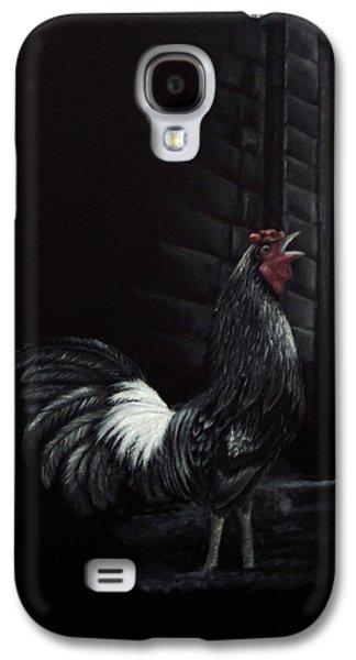 Thee Times Galaxy S4 Case by Arthur Dawson