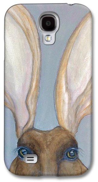 Thelma Galaxy S4 Case by Mary Papageorgiou