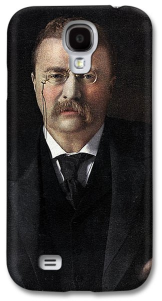 Theodore Roosevelt Galaxy S4 Case by American School