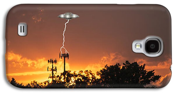 Creepy Galaxy S4 Cases - Thieves In The Night Galaxy S4 Case by Brian Wallace