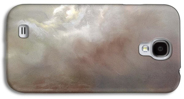 Storm Pastels Galaxy S4 Cases - Things Are About to Change Galaxy S4 Case by Frances Marino