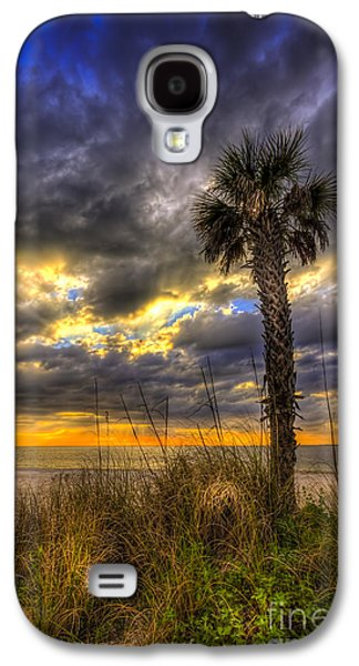 Stormy Weather Galaxy S4 Cases - This Is Your Spot Galaxy S4 Case by Marvin Spates