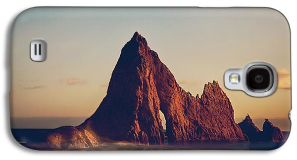 Half Moon Bay Galaxy S4 Cases - This Need in Me Galaxy S4 Case by Laurie Search
