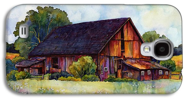 This Old Barn Galaxy S4 Case by Hailey E Herrera
