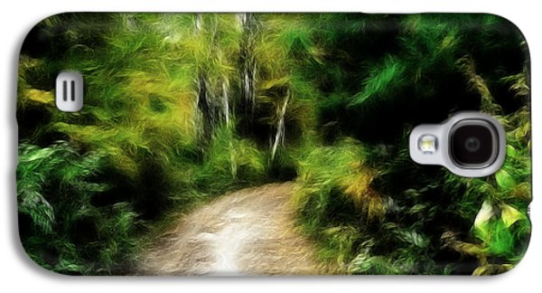 Thoreau Woods Galaxy S4 Case by Lawrence Christopher