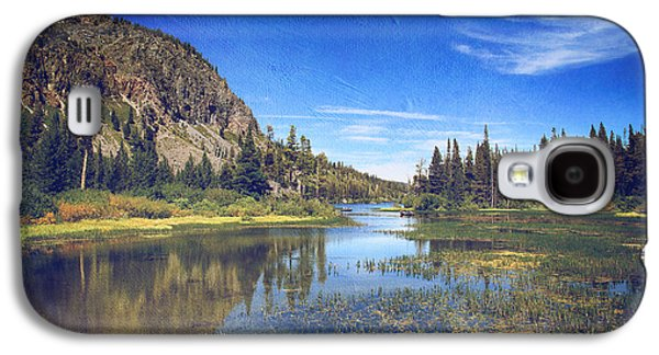 Those Summer Days Galaxy S4 Case by Laurie Search