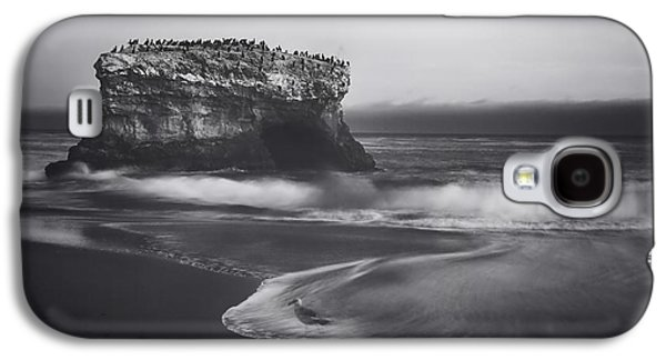 Santa Cruz Ca Galaxy S4 Cases - Though the Tides May Turn Galaxy S4 Case by Laurie Search