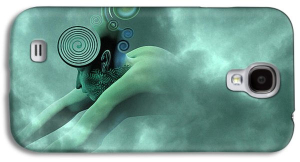 Thoughts Are Born Galaxy S4 Case by Betsy C Knapp