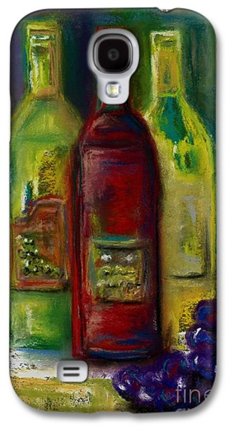Bottle Of Wine Galaxy S4 Cases - Three More Bottles of Wine Galaxy S4 Case by Frances Marino