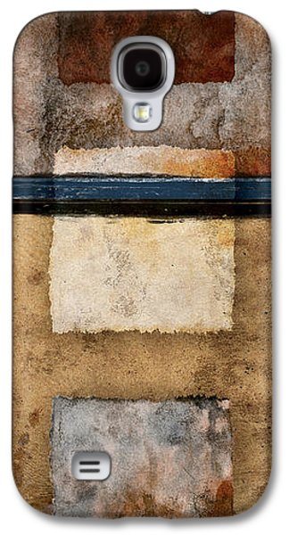 Three Squared Series Of Two Galaxy S4 Case by Carol Leigh