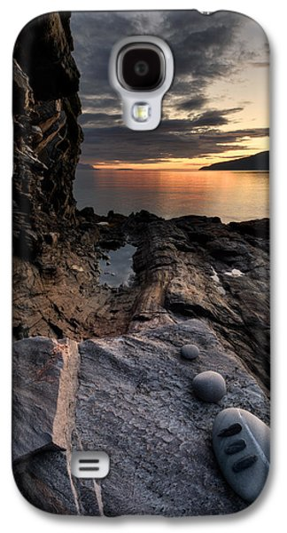 Norway Galaxy S4 Cases - Three Stones Galaxy S4 Case by Tor-Ivar Naess
