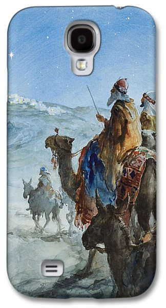 Three Wise Men Galaxy S4 Case by Henry Collier