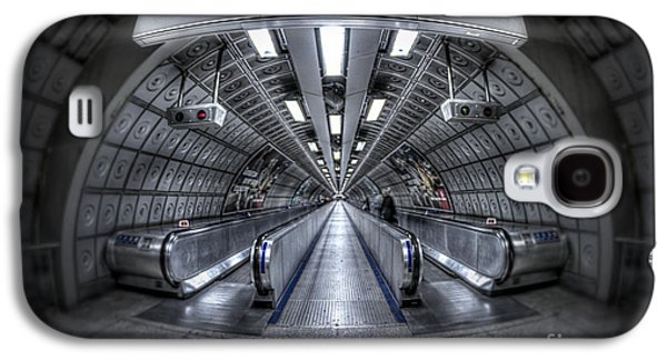 Through The Tunnel Galaxy S4 Case by Evelina Kremsdorf