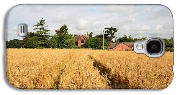 Tiddington, Oxfordshire Galaxy S4 Case by Stephen Smith