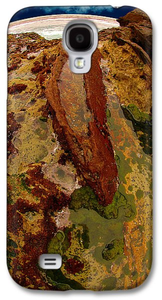 Point Lobos State Galaxy S4 Cases - Tide Pool Galaxy S4 Case by Harry Spitz