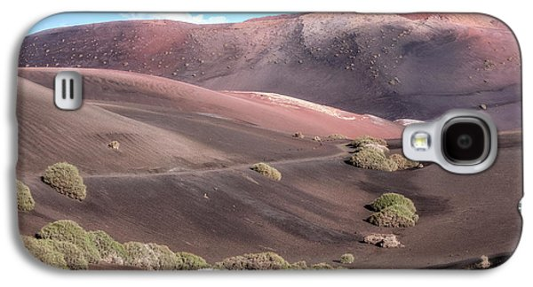 Timanfaya - Lanzarote Galaxy S4 Case by Joana Kruse