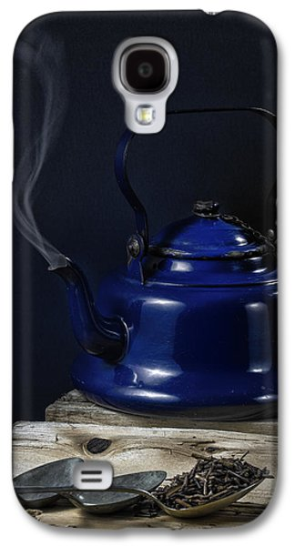 Photographs Galaxy S4 Cases - Tea Time Galaxy S4 Case by Edgar Laureano