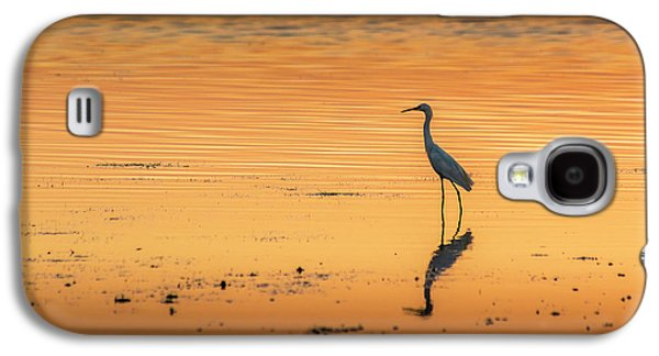Time To Reflect Galaxy S4 Case by Marvin Spates