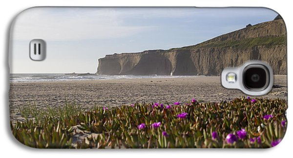 Half Moon Bay Galaxy S4 Cases - Timeless Escape Galaxy S4 Case by Jeremy Jensen