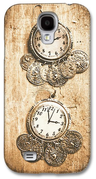 Timepieces From Bygone Fashion Galaxy S4 Case by Jorgo Photography - Wall Art Gallery