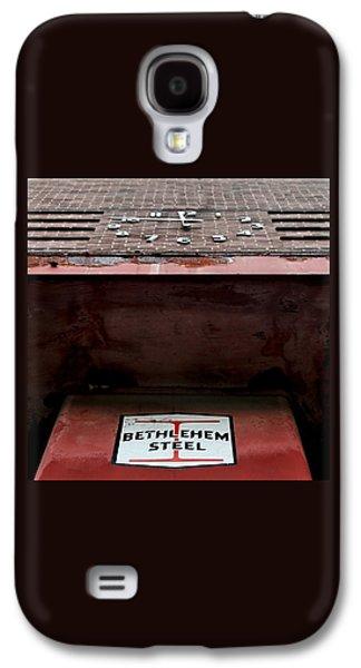 Bethlehem Galaxy S4 Cases - TimesOver Galaxy S4 Case by DJ Florek