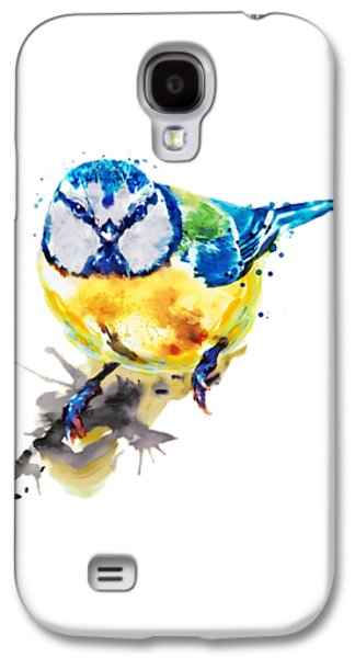 Tiny Colorful Bird Galaxy S4 Case by Marian Voicu
