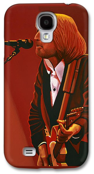Root Galaxy S4 Cases - Tom Petty Galaxy S4 Case by Paul Meijering