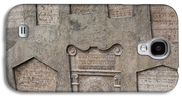 Tombstone Wall Galaxy S4 Case by Juli Scalzi