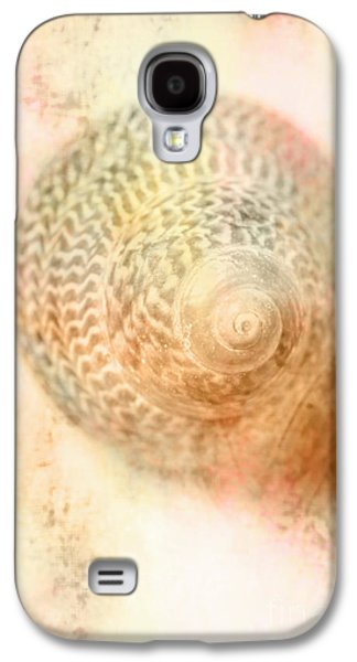 Top Down View Of Spiral Sea Shell Galaxy S4 Case by Jorgo Photography - Wall Art Gallery