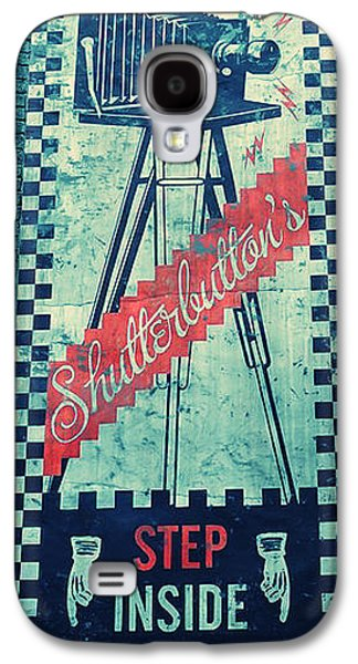 Studio Photographs Galaxy S4 Cases - Top Notch Shots Galaxy S4 Case by Laurie Perry