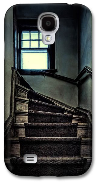 Top Of The Stairs Galaxy S4 Case by Scott Norris