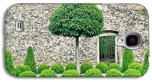 Topiary Tress Galaxy S4 Case by Tom Gowanlock