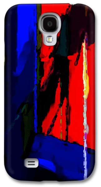 Torment Galaxy S4 Case by Richard Rizzo