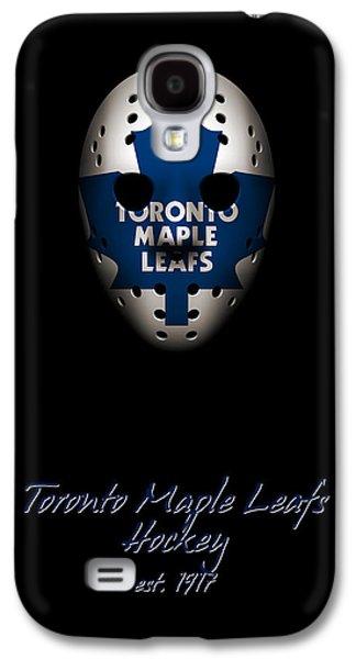 Toronto Maple Leafs Established Galaxy S4 Case by Joe Hamilton