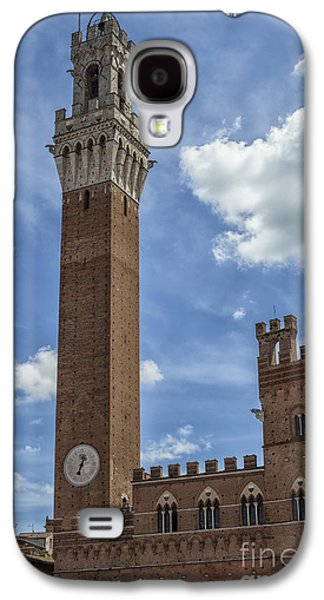 Torre Del Mangia Galaxy S4 Case by Patricia Hofmeester