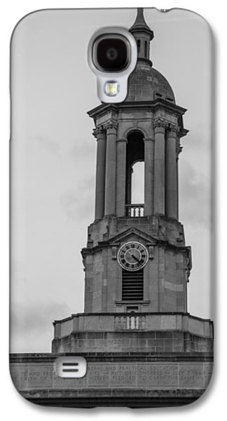 Tower At Old Main Penn State Galaxy S4 Case by John McGraw