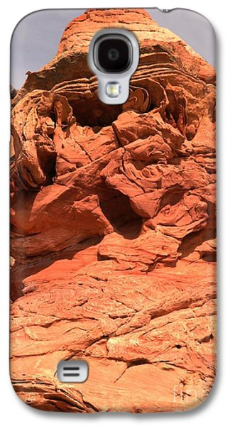 Surreal Landscape Galaxy S4 Cases - Tower Of Erosion Galaxy S4 Case by Adam Jewell