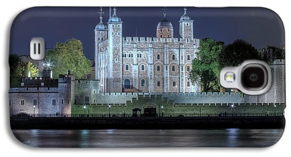 Tower Of London Galaxy S4 Case by Joana Kruse