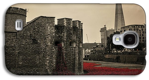 Tower Of London Galaxy S4 Case by Martin Newman