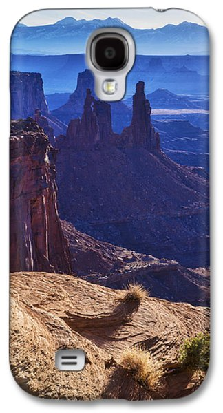 Tower Sunrise Galaxy S4 Case by Chad Dutson