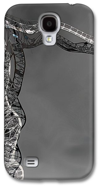 Dreamscape Galaxy S4 Cases - Towering 17 Galaxy S4 Case by Wendy J St Christopher