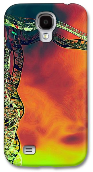 Dreamscape Galaxy S4 Cases - Towering 18  Galaxy S4 Case by Wendy J St Christopher