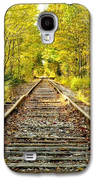 Concord Galaxy S4 Cases - Track to Nowhere Galaxy S4 Case by Greg Fortier