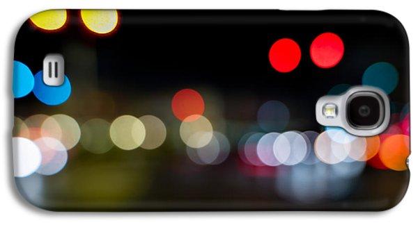 Traffic Lights Number 14 Galaxy S4 Case by Steve Gadomski