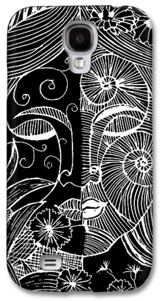 Tranquility Galaxy S4 Case by Natasha Junmanee