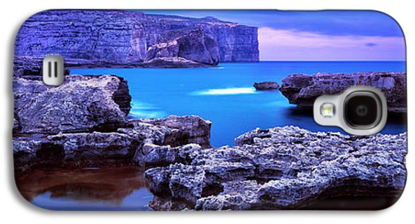 Beach Landscape Galaxy S4 Cases - Tranquillity Galaxy S4 Case by Alexander Vershinin