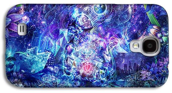 Transcension Galaxy S4 Case by Cameron Gray
