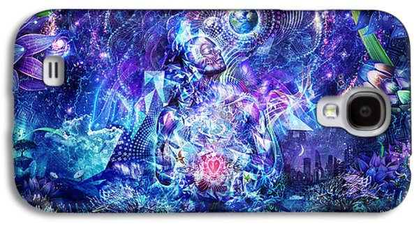 Transcension Galaxy S4 Case by Cameron Gray