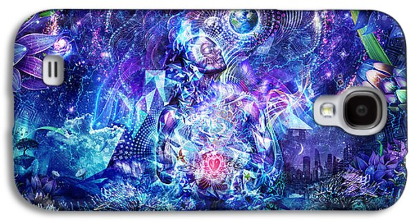 For Sale Galaxy S4 Cases - Transcension Galaxy S4 Case by Cameron Gray