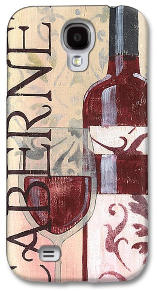 Transitional Wine Cabernet Galaxy S4 Case by Debbie DeWitt